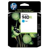 HP Cyan Ink Cartridge 940XL [C4907AA]
